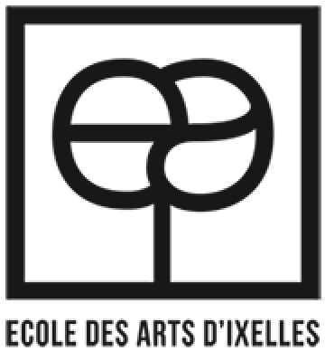 École des Arts d'Ixelles Retina Logo