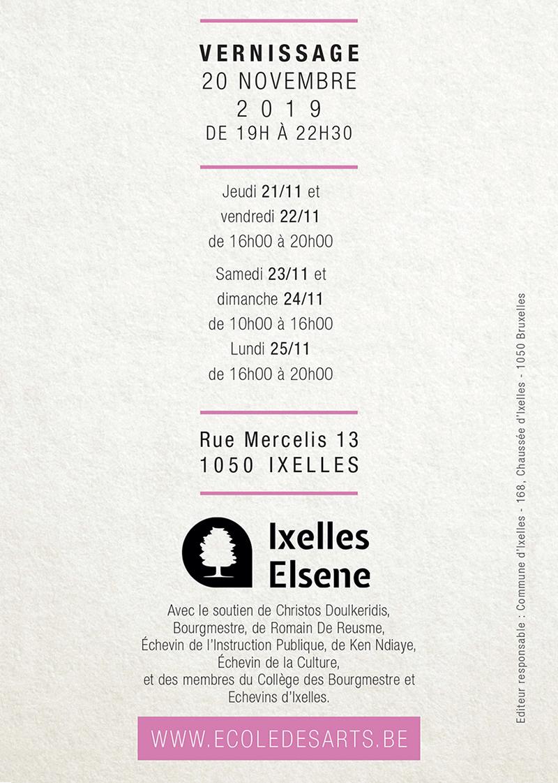 Informations pour l'exposition Hexagonal